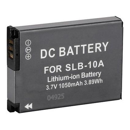 Eneride E Samsung SLB-10A - acumulator replace tip Samsung SLB-10A, 1050mAh