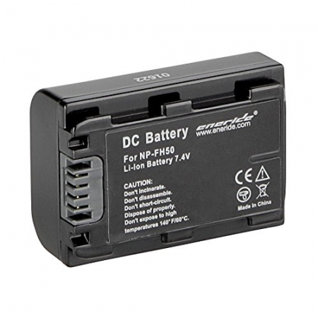 Eneride - acumulator Li-Ion 650mAh replace pt. Sony NP-FH50