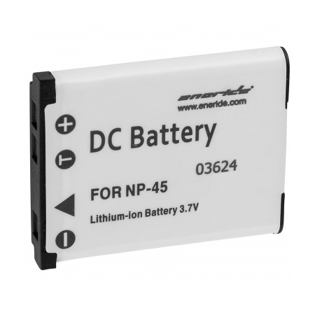 Eneride acumulator replace Fuji  NP-45 Li-Ion 700mah RS125022284-1
