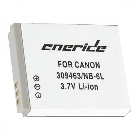 Eneride acumulator replace tip Canon NB-6 L 750 mAh