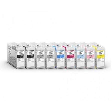 Epson P800 set cerneala ( 9 culori )