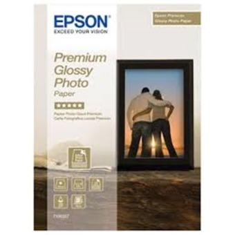 Epson Premium Glossy 7100337 - hartie foto 13x18cm, 20coli