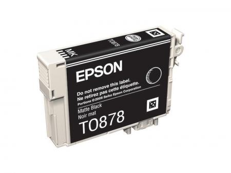 Epson R1900 - T0878 - Cartus Matte Black - RS12106983