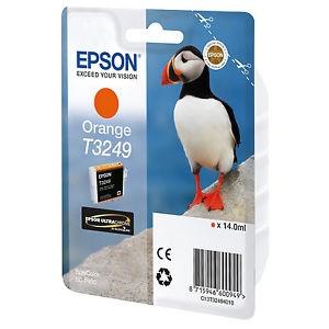 Epson T3249 - Cerneala Orange Epson SC-P400