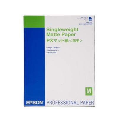 Epson Singleweight Matte Paper A2, 120g/m2 - pachet 100 coli