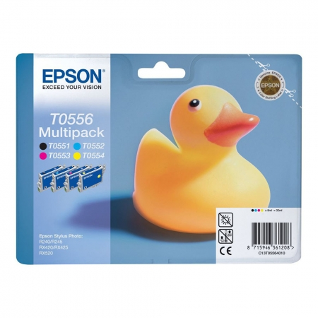 Epson T05564010 - R240 multipack ink