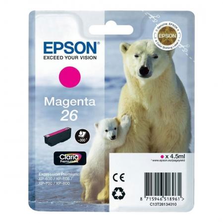 Epson XP Claria Premium - T2613 - Cartus Magenta - RS125002068