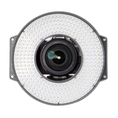 F&V R300 Lumic Daylight LED Ring Light