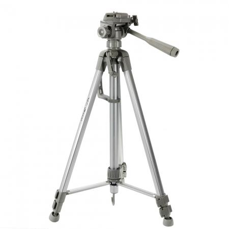 Fancier WT-3540 - trepied foto - video argintiu - RS125005209-1