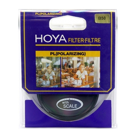 Filtru Hoya Polarizare Liniara 72mm