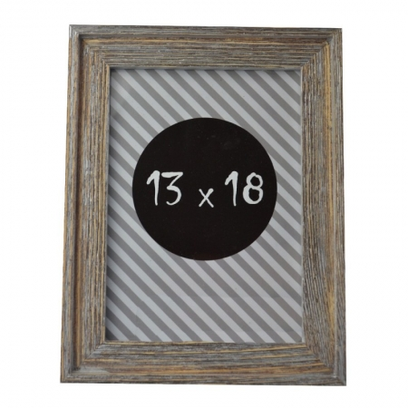 Florence RD213-1 - Rama foto, 13x18, argintiu inchis