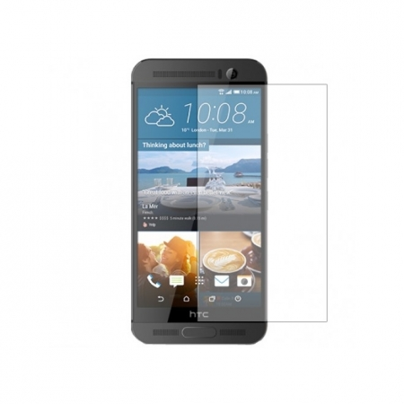 Folie protectie sticla securizata tempered glass HTC One M9 Plus
