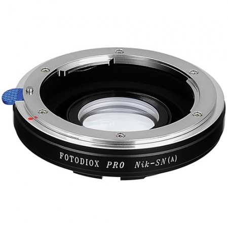 Fotodiox Lens Mount Adapter - inel adaptor Nikon F - Sony A