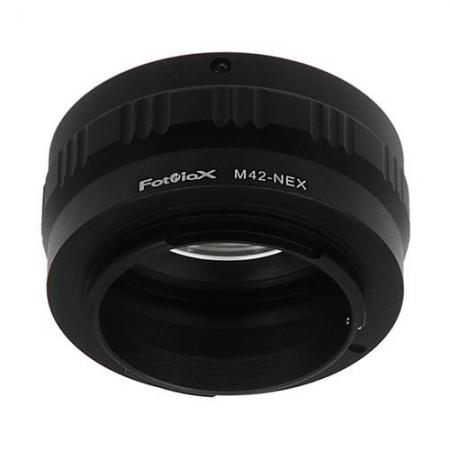 Fotodiox - adaptor obiectiv M42 la Sony E-mount