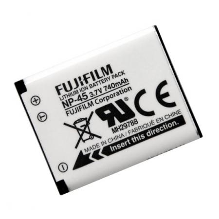 Fuji NP-45 - acumulator Li-Ion 740mAh