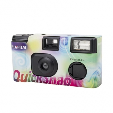 Fuji Quick Snap 400 27 - aparat de unica folosinta