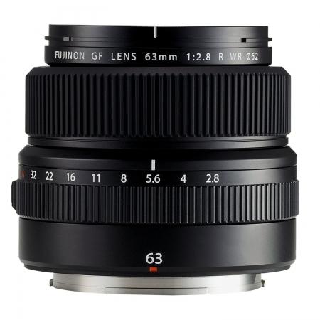 FujiFilm Fujinon Standard prime GF63mmF2.8 R WR