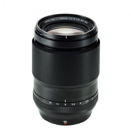 Fujifilm FUJINON XF 90mm f/2.0 R LM WR