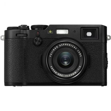 Fujifilm Finepix X100F - Negru