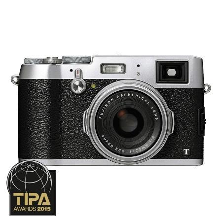 Fujifilm Finepix X100T argintiu
