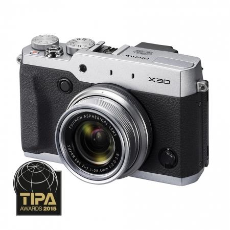Fujifilm Finepix X30 argintiu