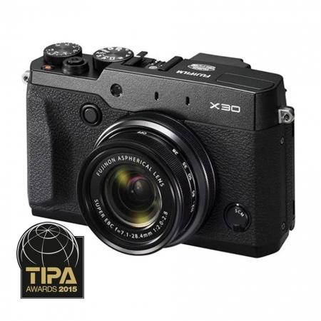 Fujifilm Finepix X30 negru