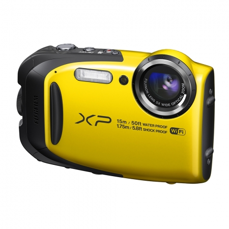 Fujifilm Finepix XP-80 Galben RS125016935