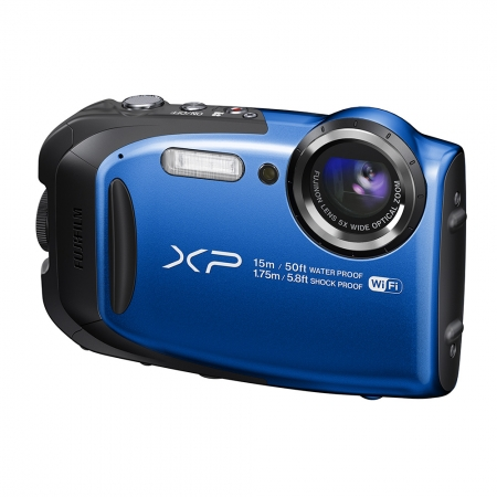 Fujifilm Finepix XP-80 albastru