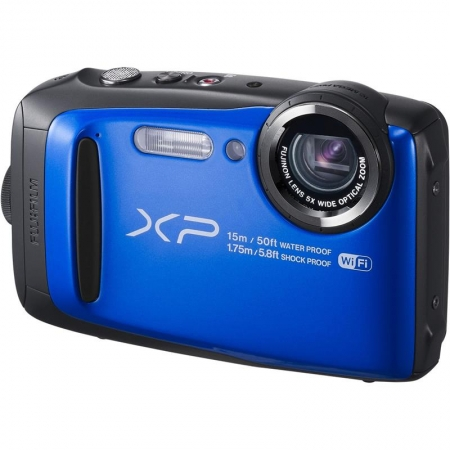 Fujifilm Finepix XP-90 Blue