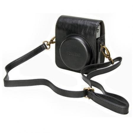 Fujifilm - Husa pentru Instax Mini 90, Negru