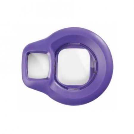 Fujifilm Instax Mini 8 selfie lens, grape