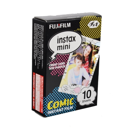 Fujifilm Instax Mini Pack Comic - film instant