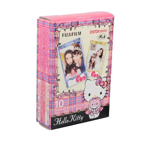 Fujifilm Instax Mini Pack Hello Kitty - film instant