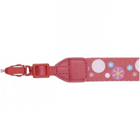 Fujifilm Instax Strap rosu / model cu stelute