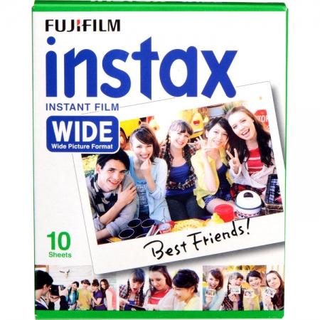 Fujifilm Instax Wide 1x10 - film instant