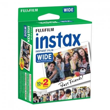 Fujifilm Instax Wide 2x10 - film instant