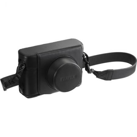Fujifilm LC-X100F - Husa pentru X100F, Negru