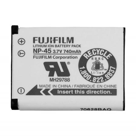 Fujifilm NP-45S - acumulator original Li-Ion pentru FinePix Z si J