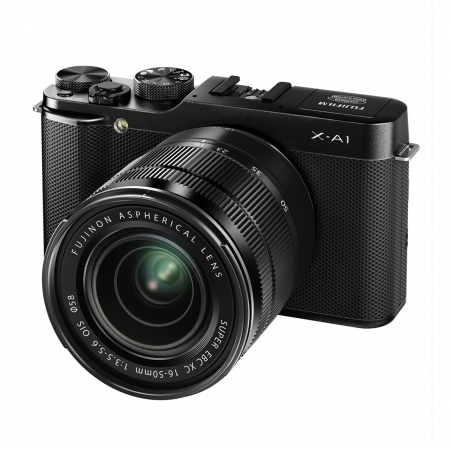 Fujifilm X-A1 Black kit 16-50mm - RS125007744-1