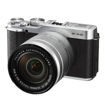 Fujifilm X-A2 Argintiu kit 16-50mm RS125016932