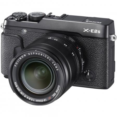 Fujifilm X-E2S kit 18-55 negru