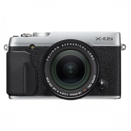 Fujifilm X-E2S kit 18-55 16.3mpx argintiu RS125024362