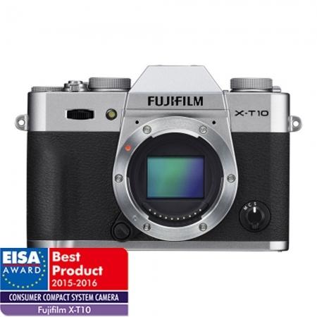 Fujifilm X-T10 body - argintiu