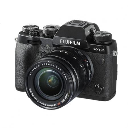 Fujifilm X-T2 kit XF18-55mm negru - RS125028610-1