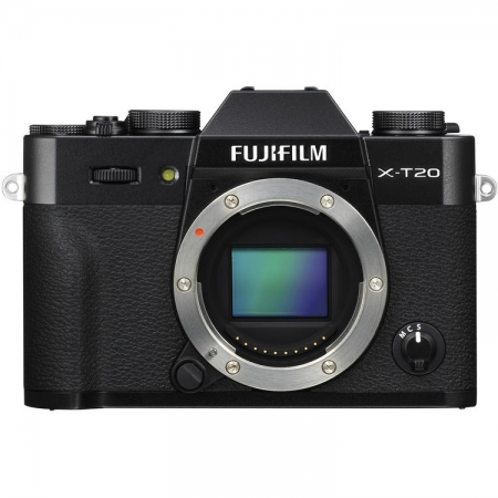 Fujifilm X-T20 body Negru RS125033303