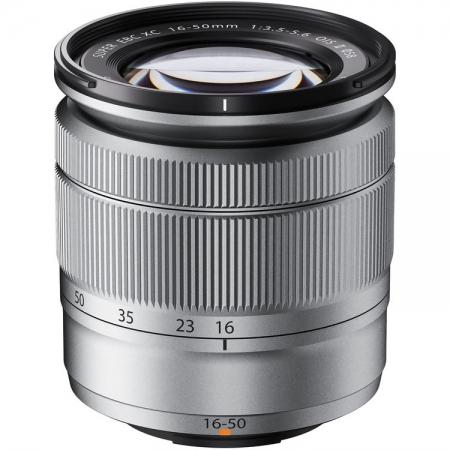 Fujifilm XC 16-50mm F3.5-5.6 OIS II argintiu