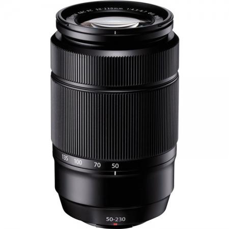 Fujifilm XC 50-230mm f/4.5-6.7 OIS negru