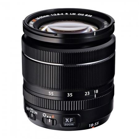 Fujifilm XF 18-55mm f/2.8-4 R LM OIS (whitebox)