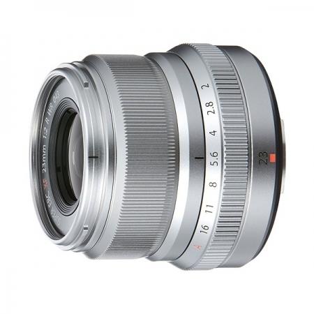 Fujifilm XF 23mm F2 R WR
