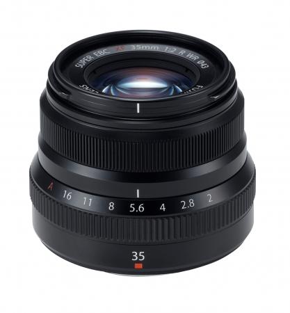 Fujifilm XF 35mm F2 R WR negru RS125022311